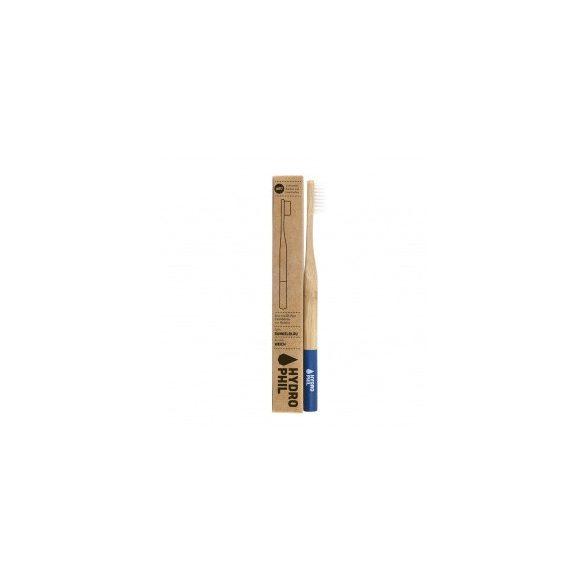Hydrophil Felnőtt bambusz fogkefe közepes sörtével