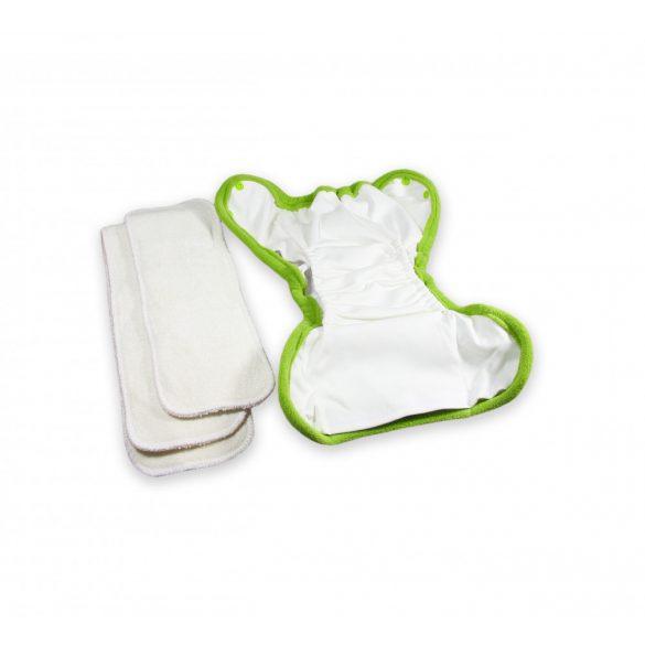 Petit Lulu AIO mosható pelenka - vidám baglyok