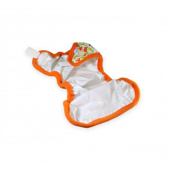 Petit Lulu XL mosható pelenkakülső, süni (12-18 kg)