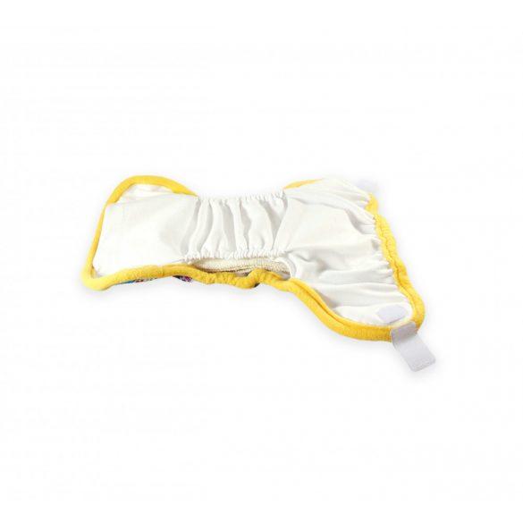 Petit Lulu AIO mosható pelenka, dzsungel királya