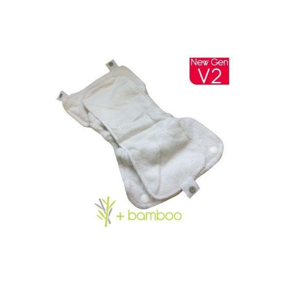 Pop in pelenka belső, V2 bambusz