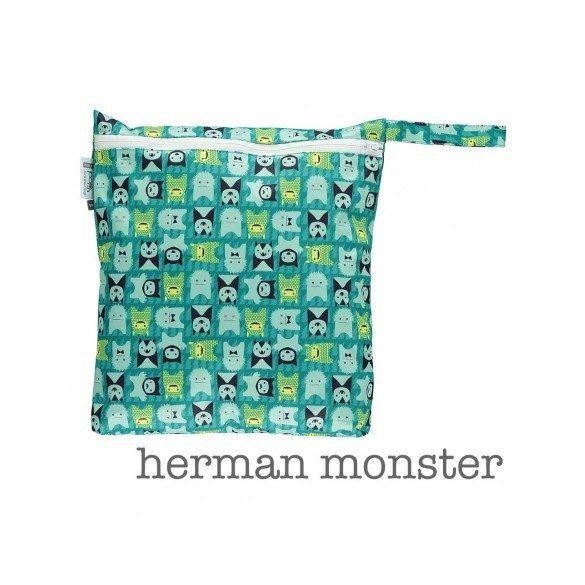 Pop-in pelenkazsák Monster Herman, M-es méret