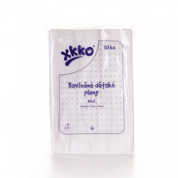 XKKO Classic pamut tetra pelenka 70*70 cm
