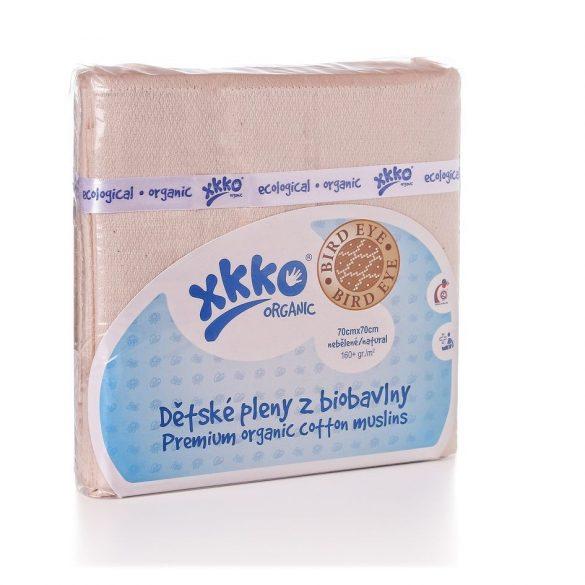 XKKO Bird Eye pamut pelenka 70*70 cm 5 db/csomag