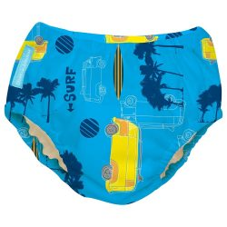 Charlie Banana 2:1-ben leszoktató és úszópelenka, majom