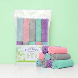 Bambino Mio baby wipes, törlőkendő (10 db/csomag