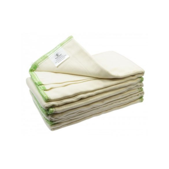 Blümchen bambusz prefold pelenka 6 db/csomag