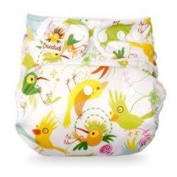 Doodush mosható pelenka külső két méretben, két színben, dudus