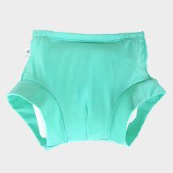 Hamac csónakos boxer fazonú leszoktató pelenka - green paradisio