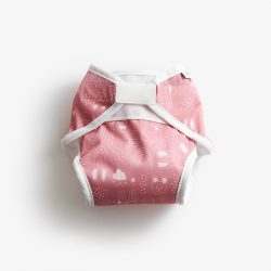 ImseVimse pelenkakülső, Rusty pink Teddy