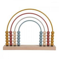 Little Dutch abacus szívárvány játék Pure&Nature