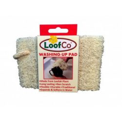 LoofCo Luffa szivas mosogatáshoz 1 db