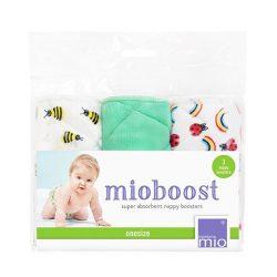 BambinoMio Mioboost nedvszívó kiegészítő 3 db/csomag, méhecskés