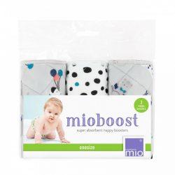 BambinoMio Mioboost nedvszívó kiegészítő 3 db/csomag, kutyus és cica