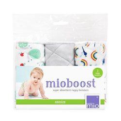 BambinoMio Mioboost nedvszívó kiegészítő 3 db/csomag, csiga