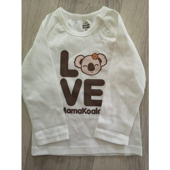 Mama Koala zsebes pelenkaszett betét nélkül (5 db/csomag) + ajándék hosszú ujjú póló