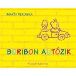 Marék Veronika: Boribon autózik