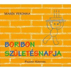 Marék Veronika: Boribon születésnapja