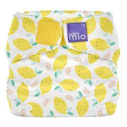 Bambinomio Miosolo zsebes pelenka, citrom