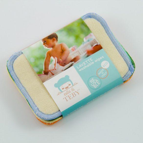 Culla di Teby törlőkendő, 6 db/csomag