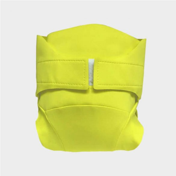 TMAC csónakos mosható pelenka próbacsomag, kivehető csónakkal – Zöld banán