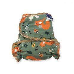 Bambi Roxy XL éjszakai tépőzáras pelenka belső, cicák (10-20 kg)