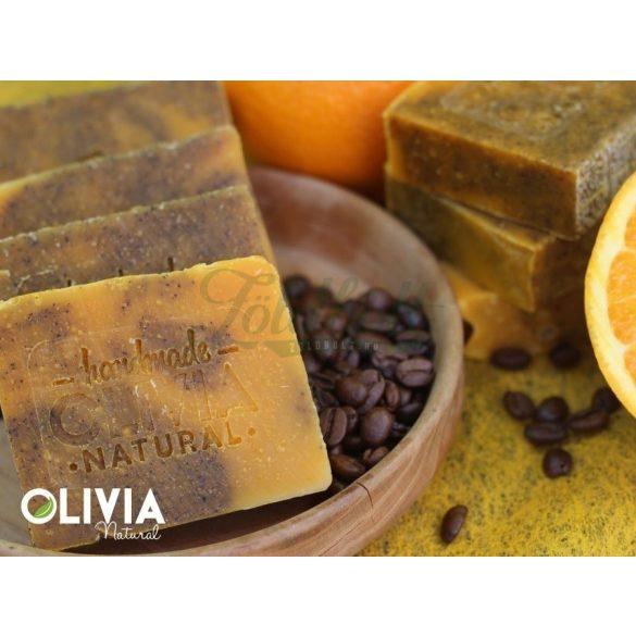 Olivia kávé-narancs szappan (90 gr)