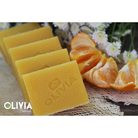 Olivia mangóvajas mandarin szappan