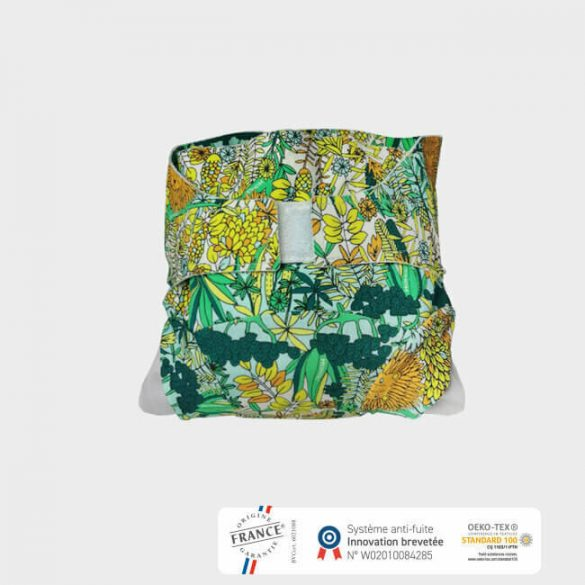 Tmac mosható pelenka külső - barack (abricot)