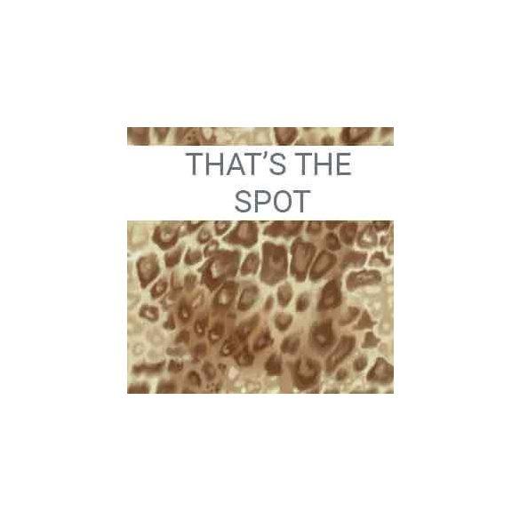 LittleLamb pelenka külső, zsiráf foltok
